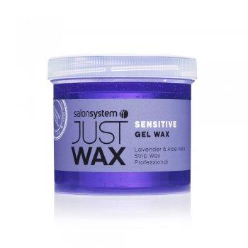 Salon System Just Wax Sensitive Gel Wax 450g