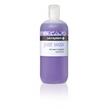 Salon System Just Wax Sensitive Pre Wax Cleanser 500ml