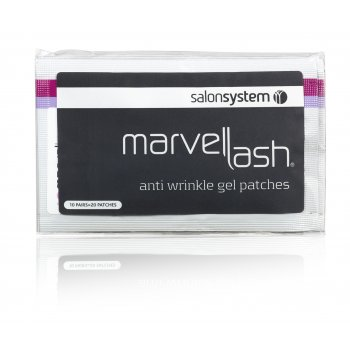 Salon System Marvel-Lash Anti Wrinkle Gel Patches