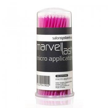 Salon System Marvel-Lash Micro Applicators (100 Pack)