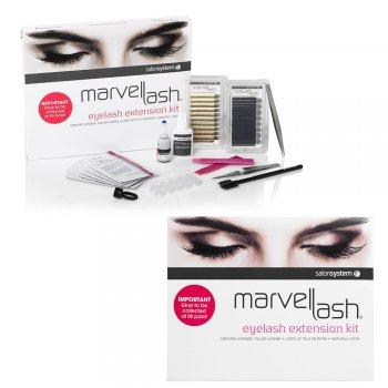 ebe4251799c Salon System Marvelash Eyelash Extension Kit | Dennis Williams