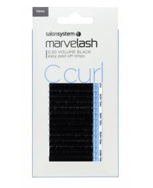 Marvelash Lash Extensions C Curl 0.20 Assorted Volume Black