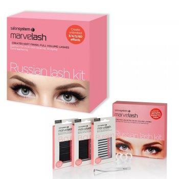 Salon System Marvelash Russian Lash Kit