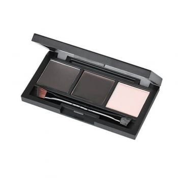 Salon System Marvelbrow Brow Trio Black/Brown