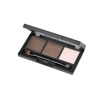 Salon System Marvelbrow Brow Trio Dark Brown