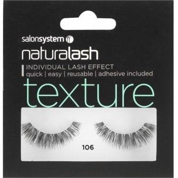 Salon System Naturalash 106 Black