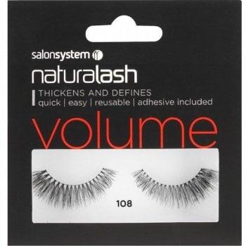 Salon System Naturalash 108 Black