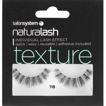 Salon System Naturalash 118 Black