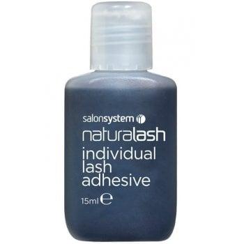 Salon System Naturalash Individual Lash Adhesive Black 15ml