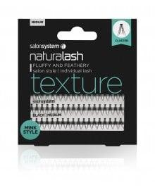 Naturalash Individual Lashes Texture Medium (Mink)