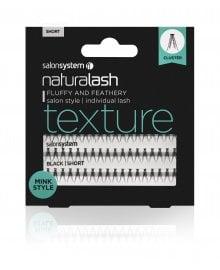 Naturalash Individual Lashes Texture Short (Mink)