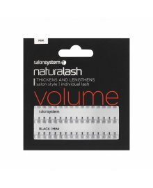 Naturalash Individual Lashes Volume Black Mini