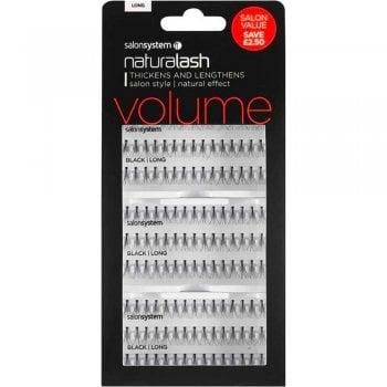 Salon System Naturalash Individual Lashes Volume Long Salon Value