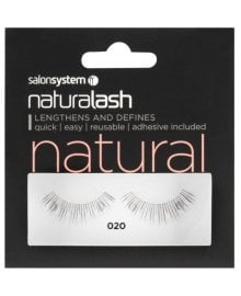 Naturalash Striplash Natural 020 Black