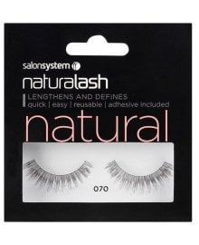 Naturalash Striplash Natural 070 Black