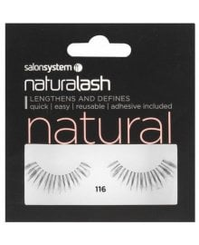 Naturalash Striplash Natural 116 Black
