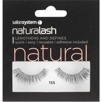 Salon System Naturalash Striplash Natural 155