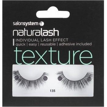 Salon System Naturalash Striplash Texture 135