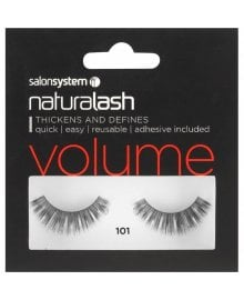 Naturalash Striplash Volume 101 Demi Black