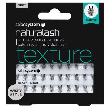 Salon System Naturalash Wispy Short