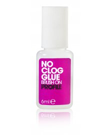 No Clog Brush on Nail Glue 6ml
