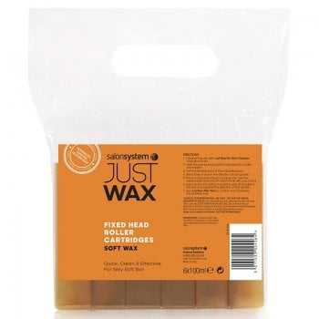Salon System Roller Wax Cartridge Large x 6