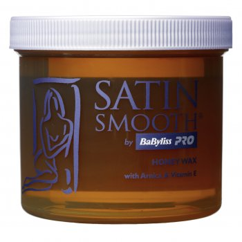Satin Smooth by Babyliss Honey Wax 450g