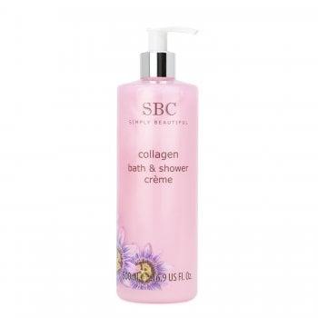 SBC Collagen Bath & Shower Creme 500ml