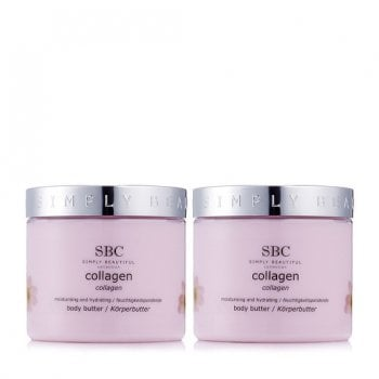 SBC Collagen Body Butter 450ml