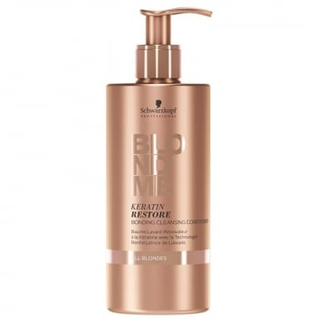 Schwarzkopf BlondMe Cleansing Condtioner 500ml