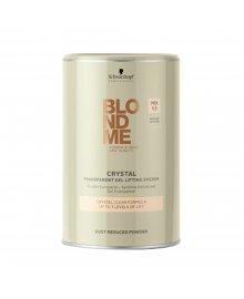 BlondMe Crystal Transparent Dust-Reduced Powder 450g