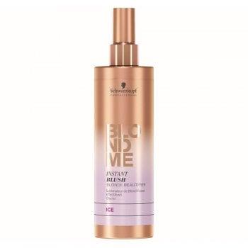 Schwarzkopf BlondMe Instant Blush Pastel Spray 250ml Ice