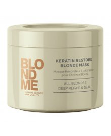 BlondMe Keratin Restore Blonde Mask All Blondes 200ml