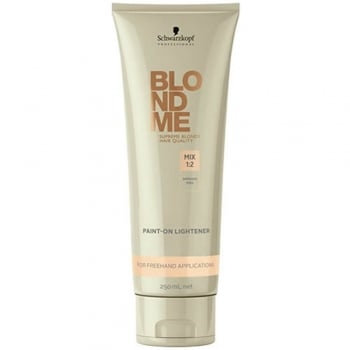 Schwarzkopf BlondMe Paint On Lightener 250ml