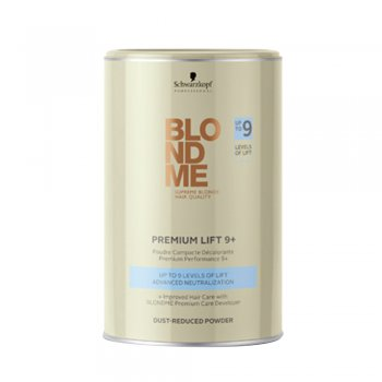 Schwarzkopf BlondMe Premium Performance Lightener Lift 9+ 450g