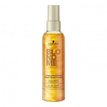 Schwarzkopf BlondMe Shine Enhancing Spray Conditioner 150ml