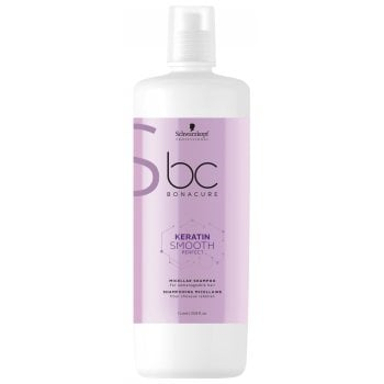 Schwarzkopf Bonacure BC Keratin Perfect Smooth Micellar Shampoo 1L