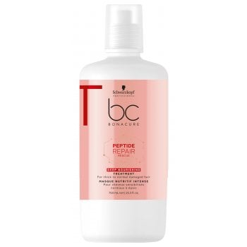 Schwarzkopf Bonacure BC Peptide Repair Rescue Deep Nourishing Treatment 750ml