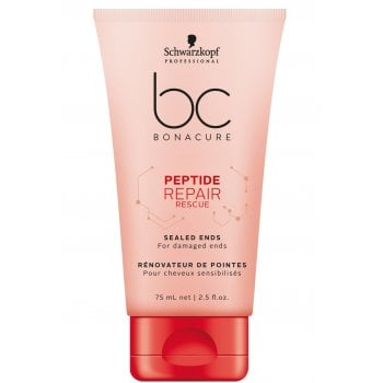 Schwarzkopf Bonacure BC Peptide Repair Rescue Sealed Ends 75ml