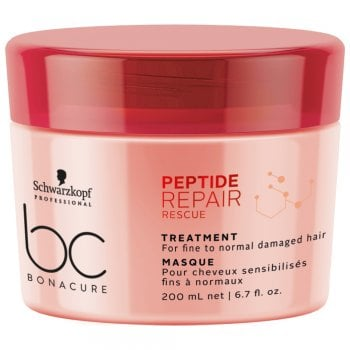 Schwarzkopf Bonacure BC Peptide Repair Rescue Treatment 200ml