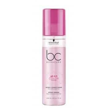 Schwarzkopf Bonacure BC pH 4.5 Coloe Freeze Spray Conditioner 200ml