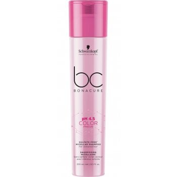 Schwarzkopf Bonacure BC pH 4.5 Color Freeze Micellar Sulfate Free Shampoo 250ml