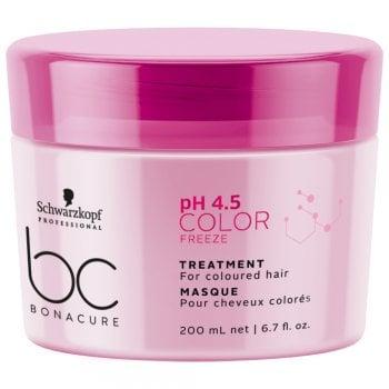 Schwarzkopf Bonacure BC pH 4.5 Color Freeze Treatment 200ml