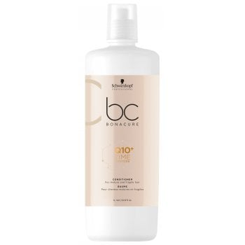 Schwarzkopf Bonacure BC Q10 Ageless Taming Conditioner 1L