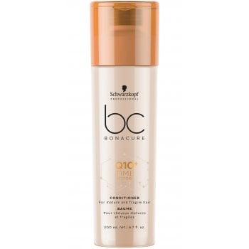 Schwarzkopf Bonacure BC Q10 Ageless Taming Conditioner 200ml