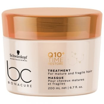 Schwarzkopf Bonacure BC Q10 Ageless Taming Treatment 200ml