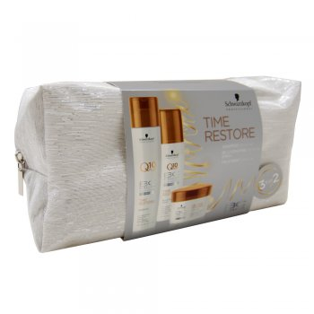 Schwarzkopf Bonacure Christmas Bag Time Restore Set