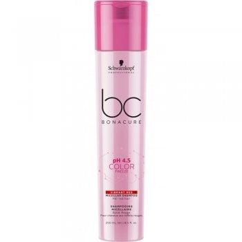 Schwarzkopf Bonacure Color Freeze Vibrant Red Micellar Shampoo 250ml
