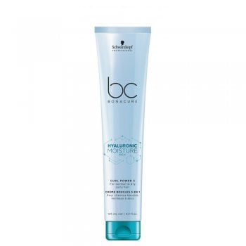 Schwarzkopf Bonacure Hyaluronic Moisture Kick Curl Power 5 125ml