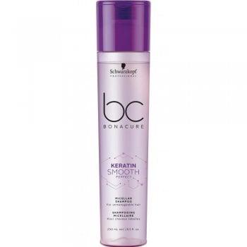 Schwarzkopf Bonacure Keratin Perfect Smooth Micellar Shampoo 250ml
